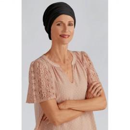 Amoena Violet 44206 черный, головной убор после химиотерапии