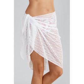 Пляжная юбка Amoena Beach Skirt 71068 белая
