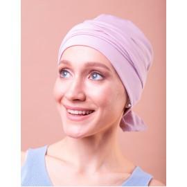 Модель Чалма 5001-о-pink, головной убор после химиотерапии