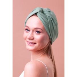 Модель Одри 5134-o-green, головной убор после химиотерапии