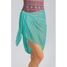 Пляжная юбка Amoena Beach Skirt 71069 аква